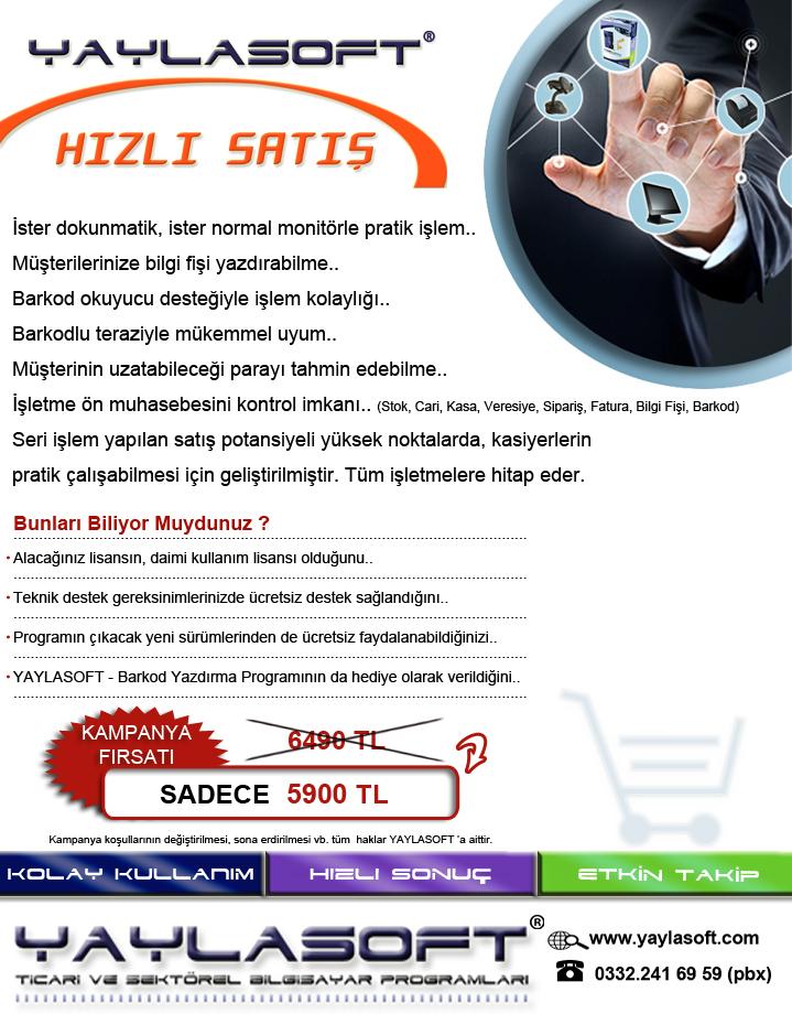 MARKET_HIZLI_SATIŞ_PROGRAMI