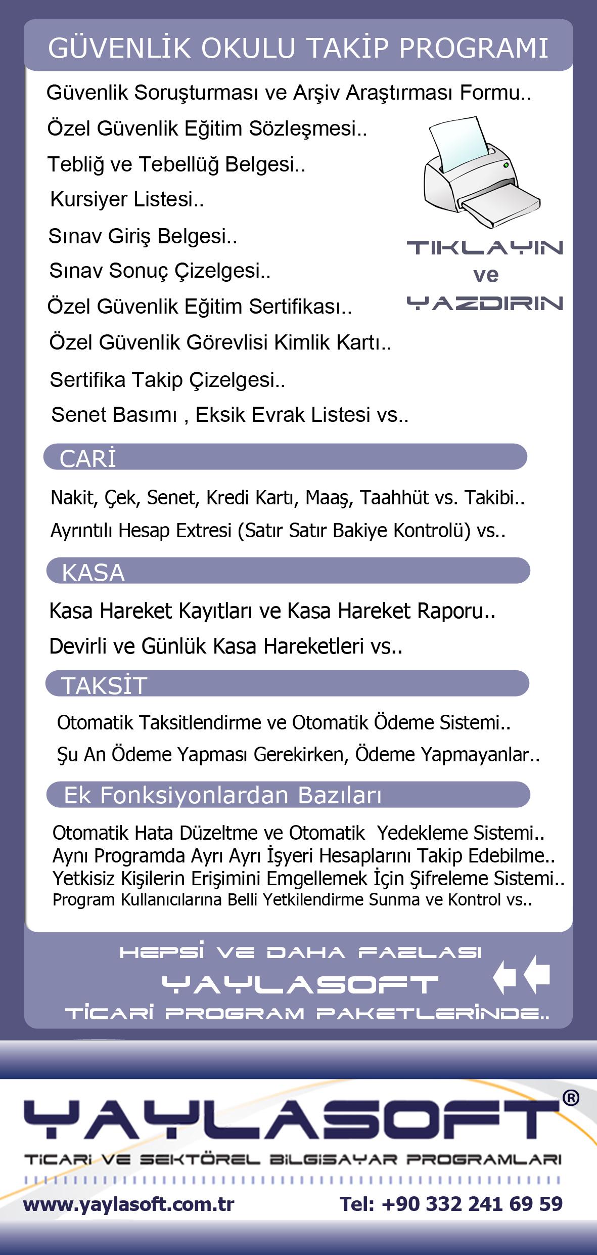 kursiyer takip programı broşür (arka)